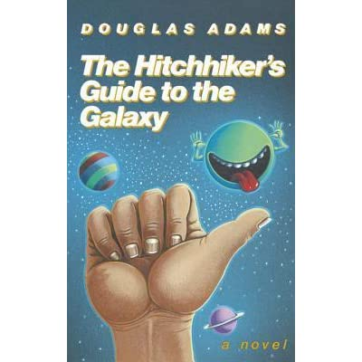 a review of hitchhikers guide to the galaxy