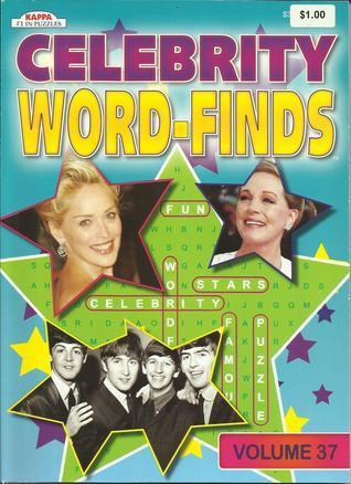 Celebrity Word-Finds (Volume 37)