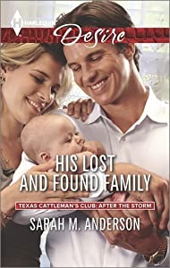 His Lost and Found Family (Texas Cattleman's Club: After the Storm #5)