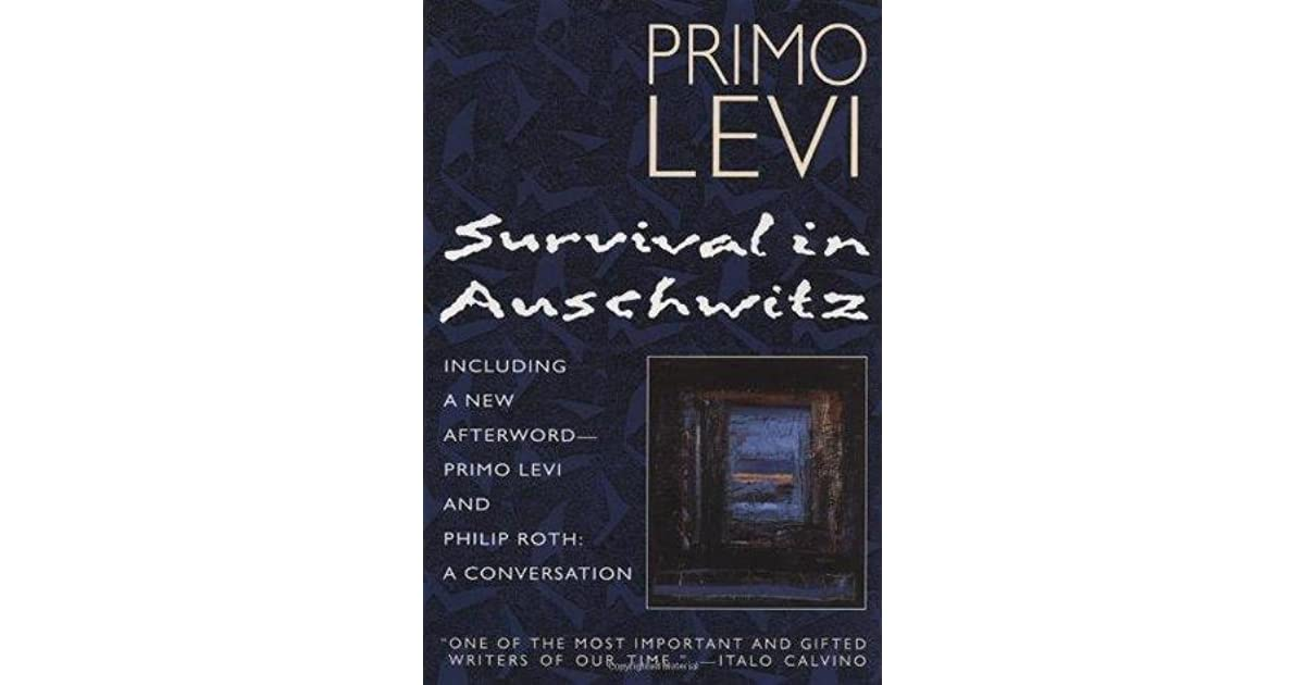 an introduction to the life and literature by primo levi The moral of the story after auschwitz- writing by primo levi and others this weekend course will focus on some of the attempts to write about the holocaust in memoir, fiction and poetry, paying particular attention to work by primo levi, including 'if this is a man' and 'the periodic table' (especially the chapter on 'vanadium').