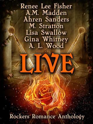 LIVE: Rockers Romance Anthology