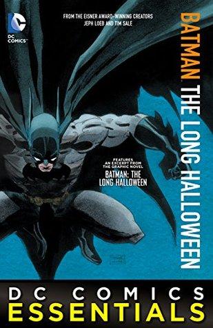 DC Comics Essentials: Batman: The Long Halloween (2014-) #1