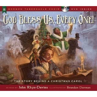 God Bless Us Every One The Story Behind A Christmas