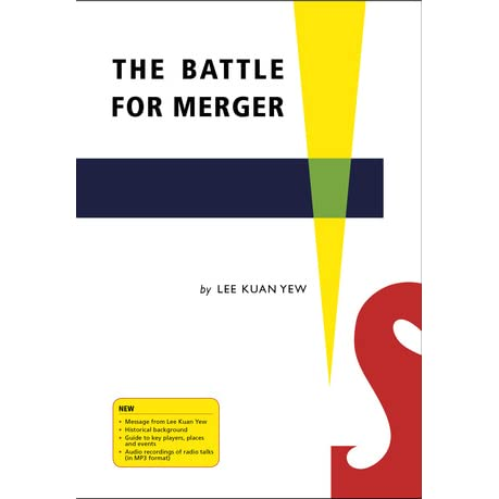 BATTLE FOR MERGER
