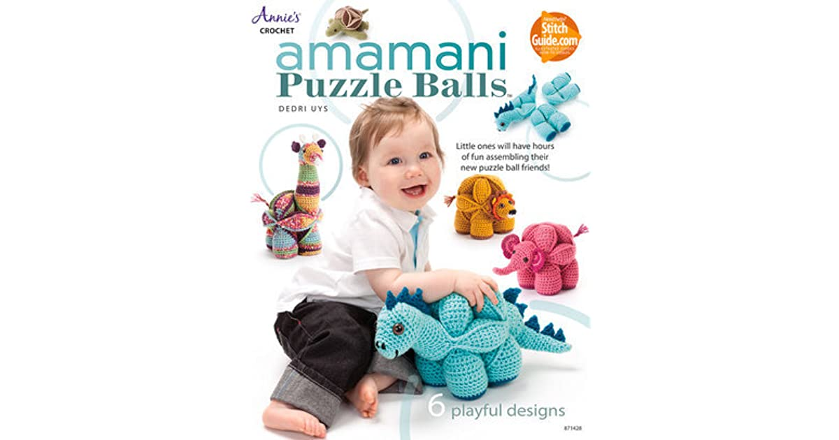 Amamani Puzzle Balls by Dedri Uys