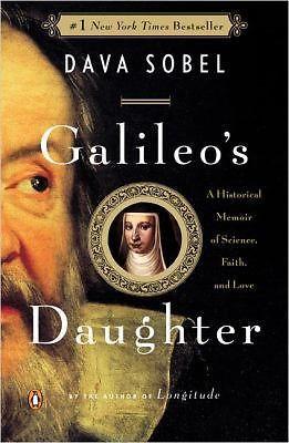 Dava Sobel Galileo's daughter