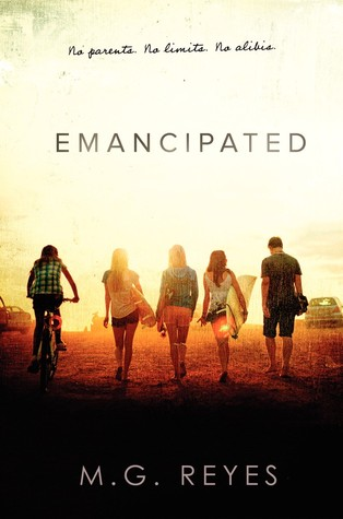 Emancipated (Emancipated, #1)
