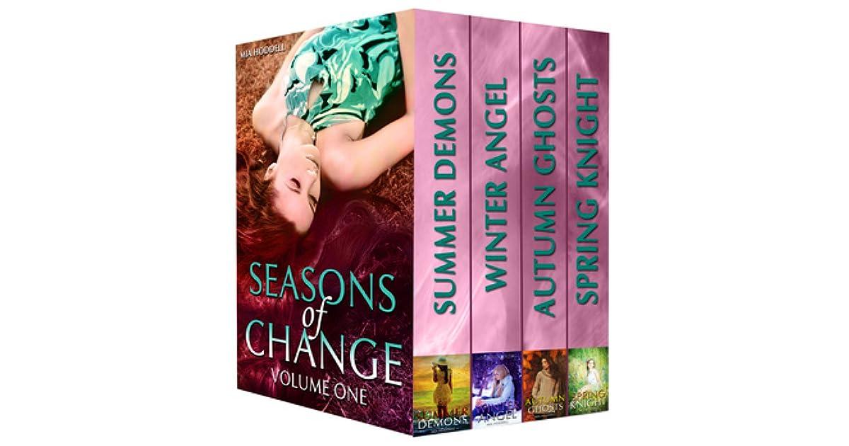 Seasons Of Change Volume One By Mia Hoddell