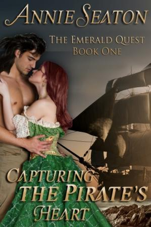 Capturing the Pirate's Heart (The Emerald Quest #1)