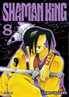 Shaman King #08: El camino hacia la Residencia Tao (Shaman King, #8)