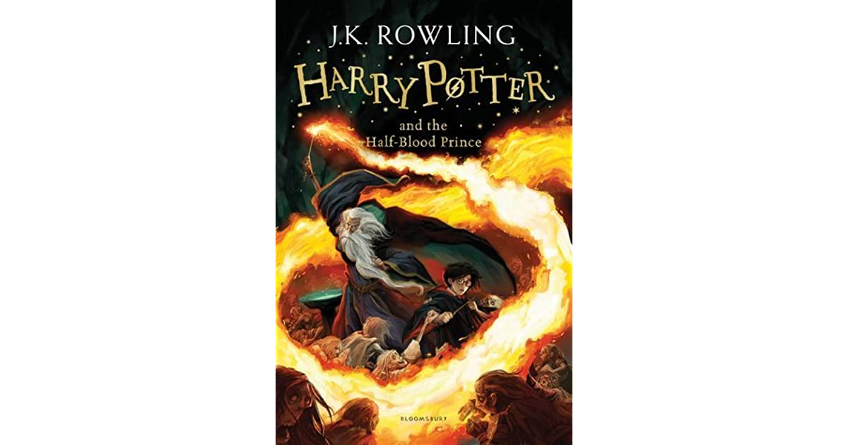 a review of harry potter and the half blood prince by jk rowling The paperback of the harry potter and the half-blood prince (harry potter series #6) by j k rowling, kazu kibuishi, mary grandpré | at barnes.