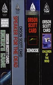 The Ender Quartet Box Set (The Ender Quintet, #1-4)