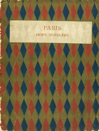 Paris by Hope Mirrlees