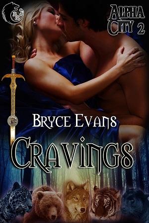 Cravings (Alpha City, #2)