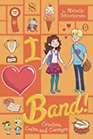Crushes, Codas, and Corsages (I Heart Band, #4)