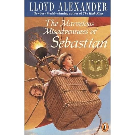 book report of the marvelous misadventures The marvelous misadventures of sebastian has 712 ratings and 43 reviews  at  the time alexander's book won the award (pre-1980), candidates were chosen.