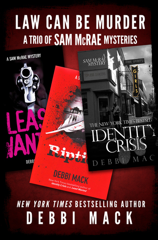 Law Can Be Murder: A Trio of Sam McRae Mysteries