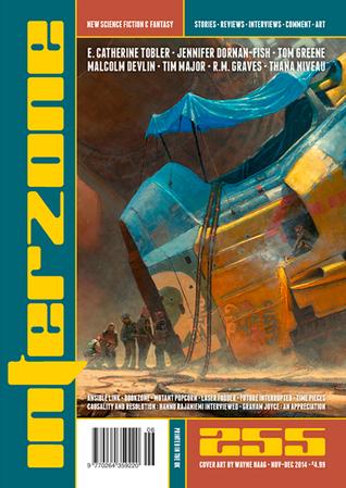 Interzone 255, November-December 2014 (Interzone, #255)
