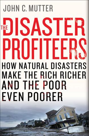 disaster profiteers