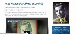 Free Neville Goddard Lectures Mr. Twentytwenty