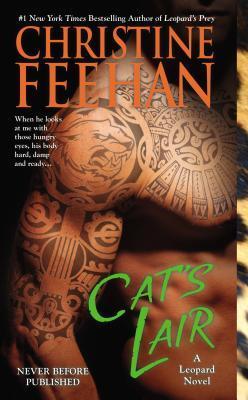 Cat's Lair (Leopard People, #6)