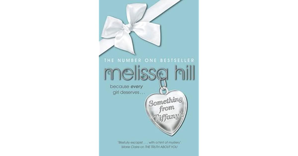 Something From Tiffany\'s by Melissa Hill