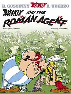 Asterix and the Roman Agent (Astérix #15)