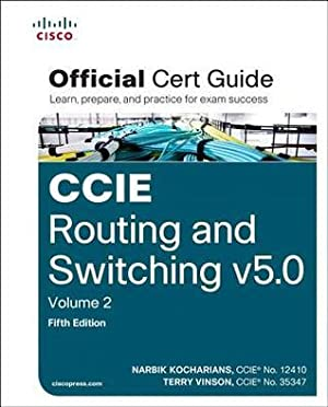 ❆ CCIE Routing and Switching V5.0 Official Cert Guide, Volume 2  kindle Epub ❤ Author Narbik Kocharians – Plummovies.info