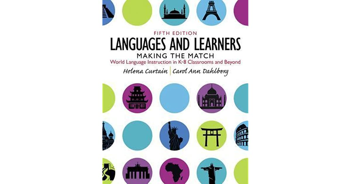 Languages And Learners Making The Match World Language Instruction