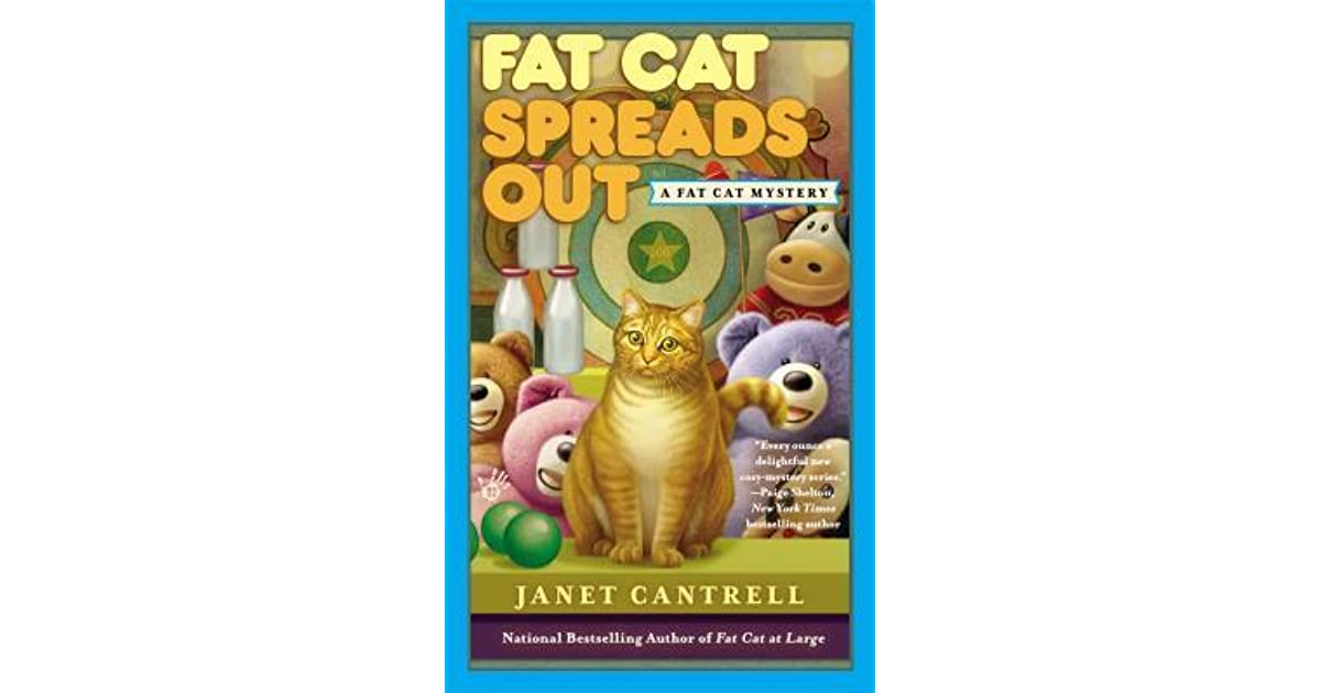 Fat Cat Spreads Out (A Fat Cat Mystery)