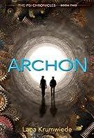 Archon (Psi Chronicles, #2)