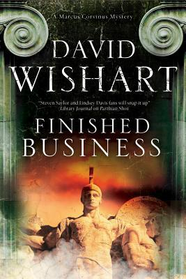 Finished Business by David Wishart