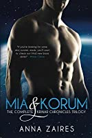 Mia & Korum (The Krinar Chronicles, #1-3)