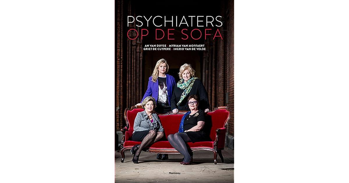 Psychiaters op de sofa by myriam van moffaert - Sofa van de hoek uitstekende ...
