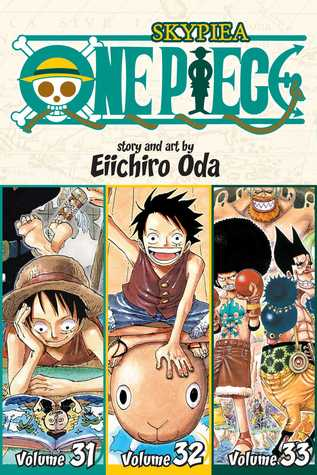 One Piece: Skypeia 31-32-33, Vol. 11