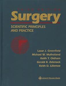 Surgery: Scientific Principles and Practice