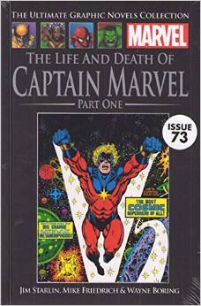 The Life and Death of Captain Marvel, Part 1