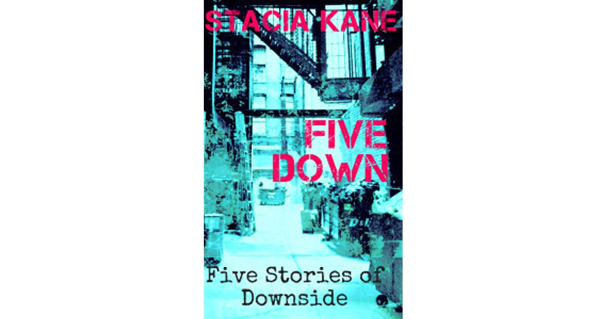 Five down by stacia kane fandeluxe Document
