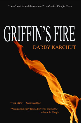 Griffin's Fire (Griffin, #2)