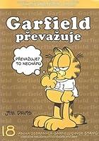 Garfield převažuje (Garfield #18)