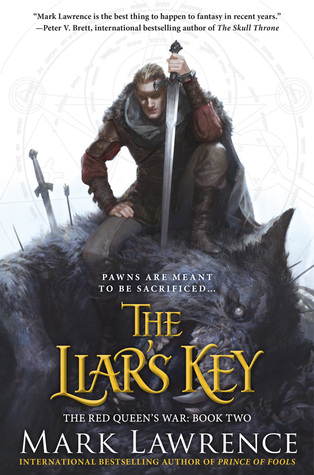 The Liar's Key (The Red Queen's War #2) by Mark Lawrence