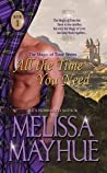 All the Time You Need (Magic of Time, #1) pdf book review