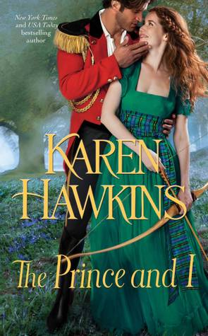 The Prince and I (The Oxenburg Princes, #2)