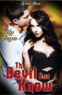 The Devil You Know (Devil May Care, #2)