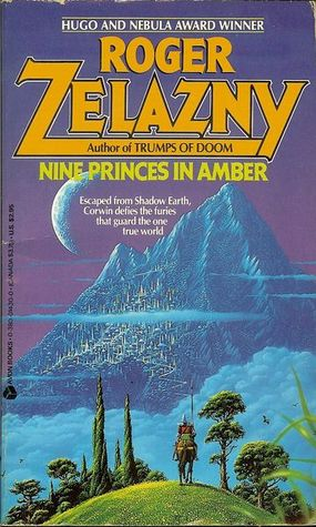Cover Nine Princes in Amber (The Chronicles of Amber #1) - Roger Zelazny
