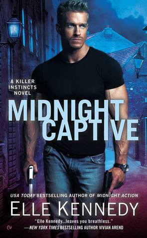 Midnight Captive (Killer Instincts) Bk 6 - Elle Kennedy
