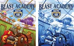Beast Academy (Math Guide 4B)