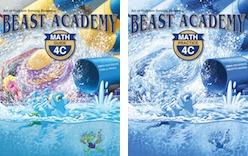 Beast Academy (Math Guide 4C)
