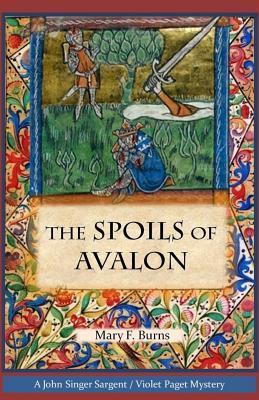 The Spoils of Avalon (A John Singer Sargent/Violet Paget Mystery #1)