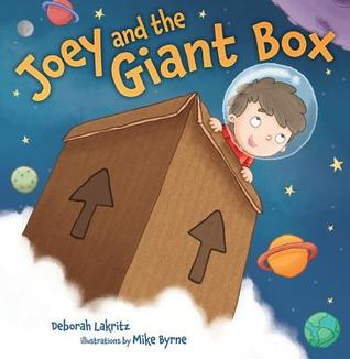 Joey and the Giant Boy cover art with link to Goodreads description